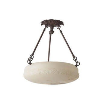 Genuine Alabaster Pendant Lights
