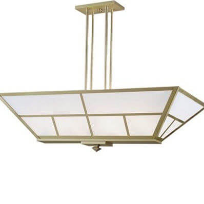 Cumberland family of pendant lantern lighting