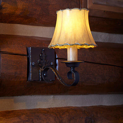 Durham Family Rustic Light Fixtures