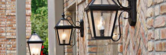 Commercial Patio Wall Sconces