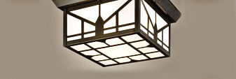 Lantern Ceiling Lights