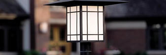 Lantern Post Lights