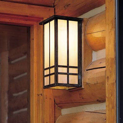Studio family of contemporary lantern lighting