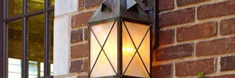 Tudor Exterior Wall Lights