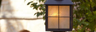 Tudor Post Lights