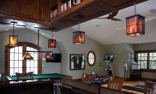 Custom Bar Lighting