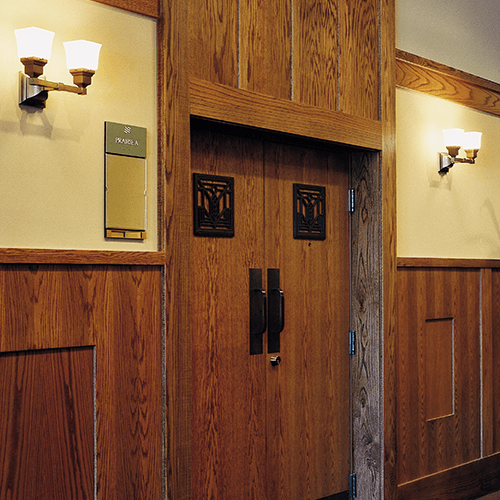 Conference Room Sconces