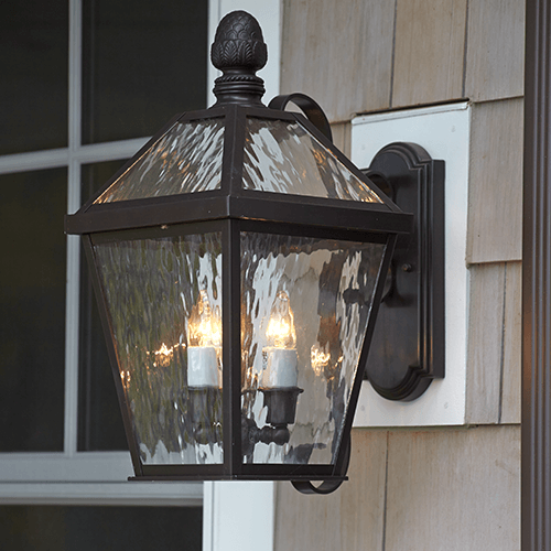 Exterior Lantern Lighting