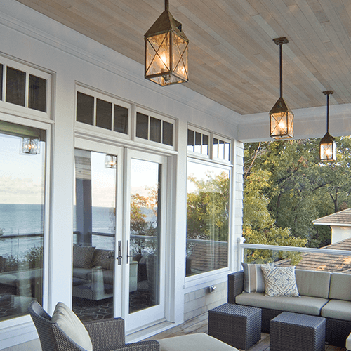 Commercial Patio Pendant Lights
