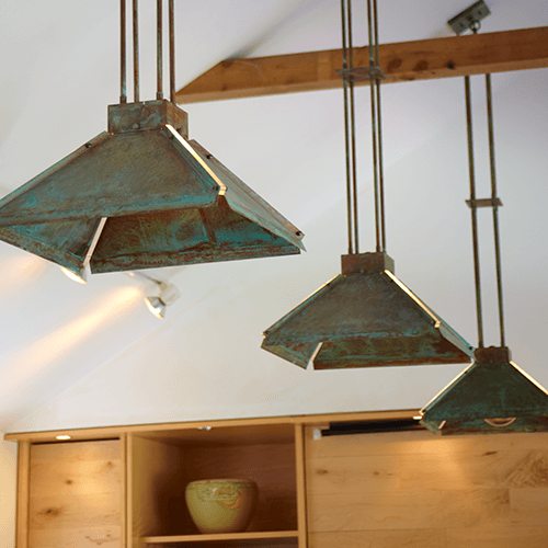 Designer Interior Pendant Lights