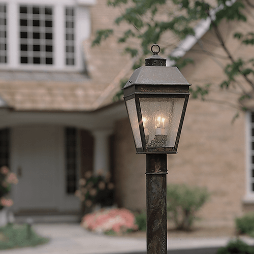 Outdoor Post Mounted Lights