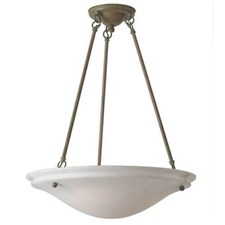 Navarra™ 24 in. Diam Multi-Stem Alabaster Pendant