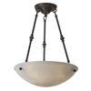 Empire™ 19 in. Diam Multi-Stem Alabaster Pendant
