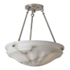 Palladian™ 16 in. Diam Multi-Stem Alabaster Pendant
