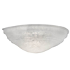 Hampton™ 18 in. Wide Alabaster Wall Sconce