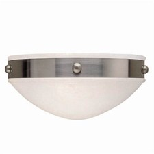 Tuscany Sconce™ 12 in. Wide Alabaster Wall Sconce
