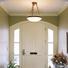 Tuscany with Band™ 19 in. Diam Multi-Stem Alabaster Pendant