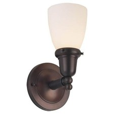 Retro™ One Light Straight Arm Sconce with 2-1/4 in. shade holder