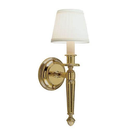 Carlton™ One Light Torch Sconce with electric candle