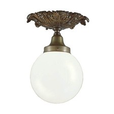 Newberry™ One Light Flush Ceiling Fixture with 3-1/4 in. shade holder