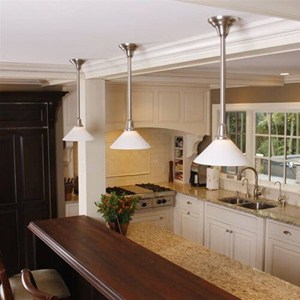 Shoreland™ One Light Pendant with 2-1/4 in. shade holder