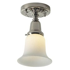 Argine™ One Light Flush Ceiling Fixture with 2-1/4 in. shade holder