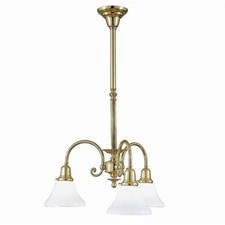 Provence™ Three Light Chandelier with 2-1/4 in. shade holders down