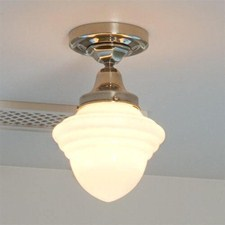 Ballantrae™ One Light Flush Ceiling Fixture with 3-1/4 in. shade holder