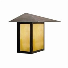 Prairie View Lantern™ 9 in. Wide Flush Exterior Wall Light