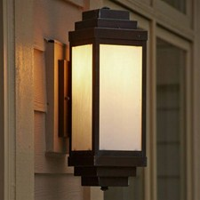 Montara Lantern™ 6 in. Wide Flush Exterior Wall Light