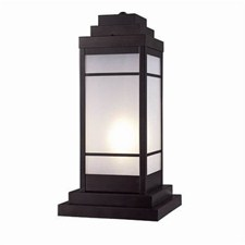 Montara Lantern™ 6 in. Wide Exterior Pier Light