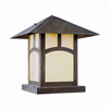 Pine Lake Lantern™ 12 in. Wide Exterior Pier Light