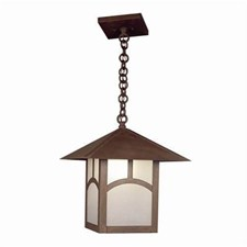 Pine Lake Lantern™ 16 in. Wide Chain Hung Exterior Pendant Light