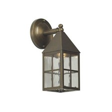 Carriage Lantern™ 4 in. Wide Straight Arm Exterior Wall Light