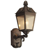 French Country Lantern™ 6 in. Wide Scrolled Coach Exterior Wall Light