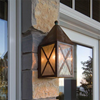 Carriage™ Lantern 6 in. Wide Flush Exterior Wall Light