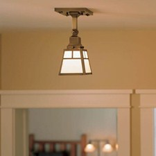 Nashota™ One Light Pendant with 2-1/4 in. shade holder