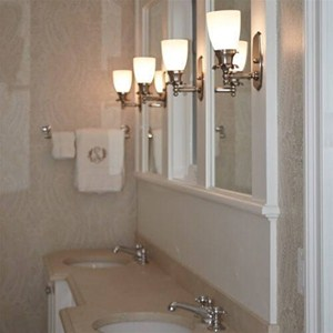Smooth™ One Light Straight Arm Sconce with 2-1/4 in. shade holder