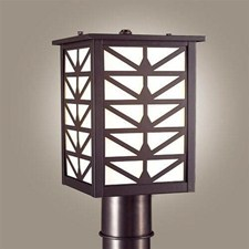 Sunrise Center Lantern™ 7 in. Wide Exterior Post Light
