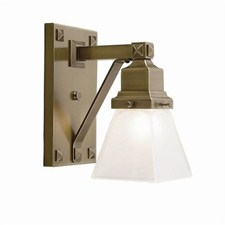 Nashota™ One Light Bracket Sconce with 2-1/4 in. shade holder