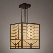 Sunrise Lantern™ 21 in. Wide Multi-Stem Pendant