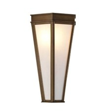 Pavilion Lantern™ One Light Sconce