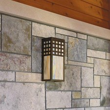 Castle Gate Lantern™ 5 in. Wide Sconce without Roof