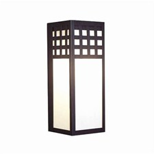 Castle Gate Lantern™ 6 in. Wide Sconce without Roof