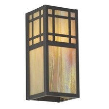 Studio Lantern™ 7 in. Wide Sconce without Roof
