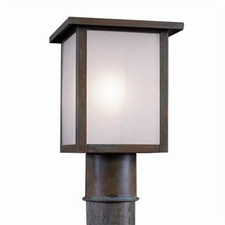 Chicago Lantern™ 7 in. Wide Exterior Post Light