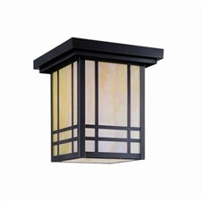 Chicago Lantern™ 10 in. Wide Semi Flush Exterior Ceiling Light