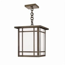 Chicago Lantern™ 12 in. Wide Chain Hung Exterior Pendant Light