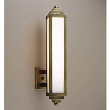 Plankinton Lantern™ One Light Straight Arm Sconce