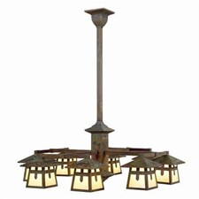Stamford™ 7 in. Rustic Chandelier